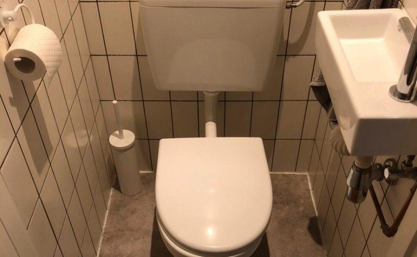 toilet nieuw