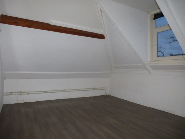 slaapkamer linker aanzicht